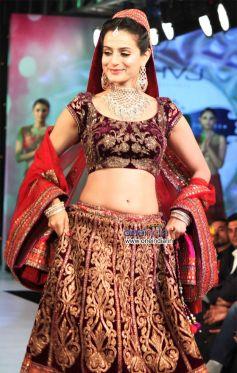 Actress Ameesha Patel