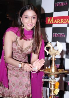 Aarti Chhabria Inaugrated The Femina Wedding and Lifestyle Fair