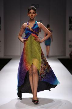 Wills Lifestyle Fashion Week 2012