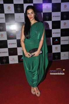 Namrata Barua Shroff spotted at AVIBFW 2012