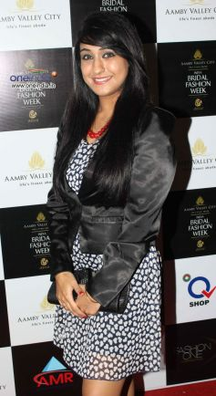 Celebs Spotted at Aamby Valley fashion show