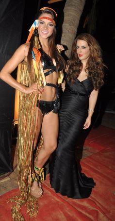 Miss. International Paraguay 2012 Nicole Huber