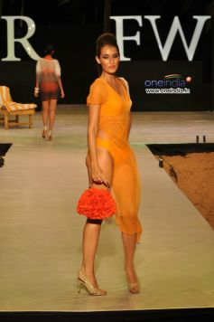 Model WAlked on the Ramp