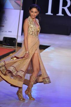 Model for designer Riyaz Gangji