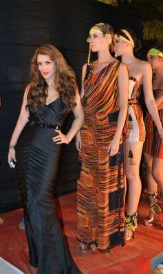 India Resort Fashion Week 2012