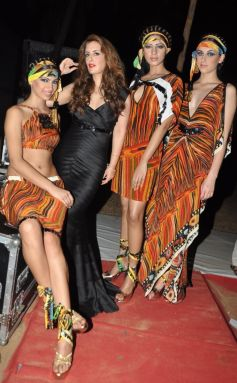 India Resort Fashion Week 2012