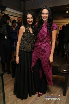 Aparna Badlani and Neha Dhupia