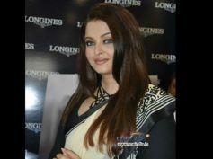 Aishwarya Rai Goes Desi At A Launch