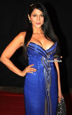 Kalpana Pandit At Big Star Entertainment Awards 2012