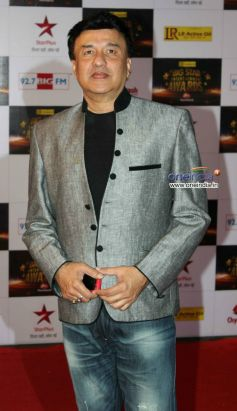 Anu Malik At Big Star Entertainment Awards 2012