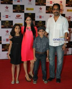 Vishwajeet Pradhan At Vishwajeet Pradhan At Big Star Entertainment Awards 2012