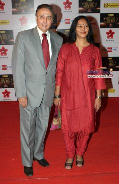 Anang Desai At Big Star Entertainment Awards 2012