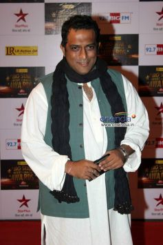 Anurag Basu At Big Star Entertainment Awards 2012