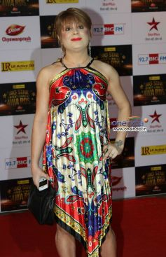 Bobby Darling At Big Star Entertainment Awards 2012