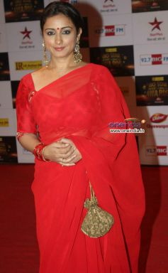 Divya Dutta At Big Star Entertainment Awards 2012
