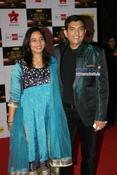 Sanjeev Kapoor At Big Star Entertainment Awards 2012
