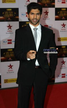 Taaha Shah At Big Star Entertainment Awards 2012