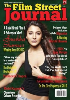 Celebrities on Magazine Covers,,Anushka Sharma