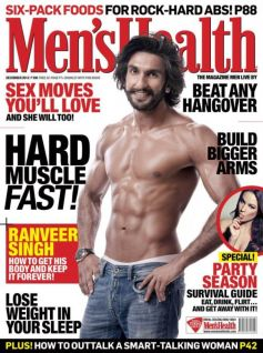 Celebrities on Magazine Covers,Ranveer Singh