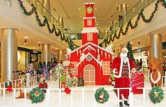Christmas Decor At Phoenix Marketcity Bangalore