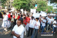HIV AIDS awaress rally