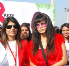 Rakhi Sawan  and Dr,Sunita Dube