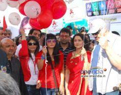 Lyricist Smeer, Dr.Sunita, Rakhi Sawant, Nishigandha And J. Brandan hill