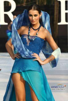 Students  Rachana Sansad Models On Ramp