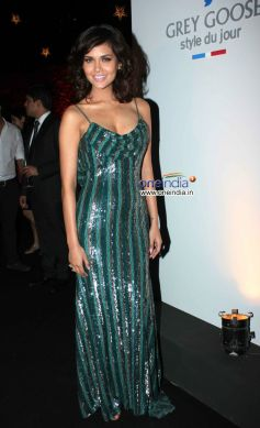 Esha Gupta at Grey Goose Fashion Event