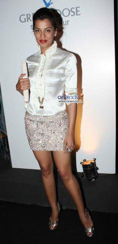 Mugdha Godse at Grey Goose Fashion Event