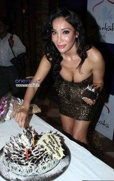Sofia Hayat Birthday Celebration 2012