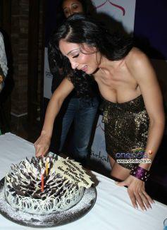 Sofia Hayat Birthday Cake
