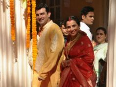 Bollywood Actor Vidya Balan Wedding Pics