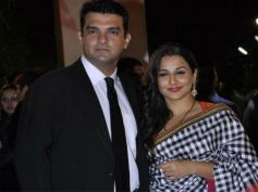 Siddharth Roy Kapur at Filmfare Awards 2013