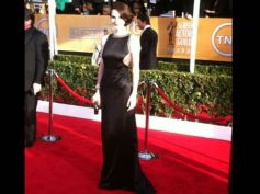 Michelle Dockery  At SAG Awards 2013