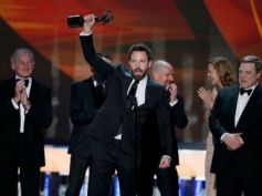 Ben Affleck  At SAG Awards 2013