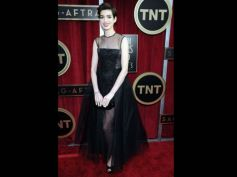 Anne Hathaway At SAG Awards 2013