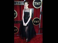 Anne Hathaway At SAG Awards 2013