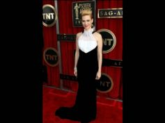 January Jones   At SAG Awards 2013