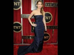 Jennifer Lawrence  At SAG Awards 2013