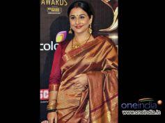 Vidya Balan at BLR Annual Screen Awards