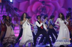 Katrina Kiaf, Shahrukh Khan and Anuskha Sharma