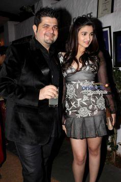 Dabboo Ratnani and Alia Bhatt