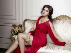 Deepika Padukone's Red Hot Photoshoot