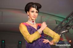 2013  Gitanjali jewelry Fashion Show