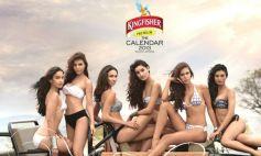 Kingfisher Calendar Girls 2013