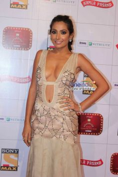 Monica Dogra at Stardust Awards 2013