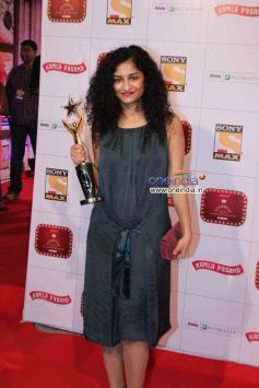 Gauri Shinde at  Stardust Awards 2013