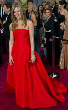 Jennifer Aniston at  2013 Oscar Awards  Function