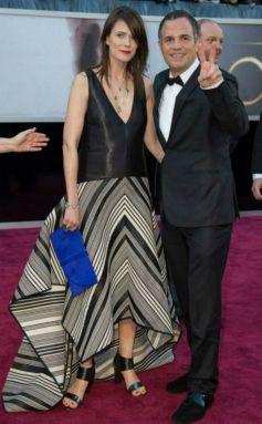Sunrise Coigney  at  2013 Oscar Awards  Function